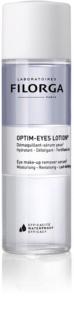 Filorga Medi-Cosmetique Optim-Eyes трифазен продукт за премахване на грим от околоочната зона със серум-грижа