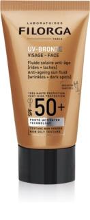 Filorga UV-Bronze флюїд проти зморшок SPF 50+