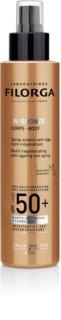 Filorga Medi-Cosmetique UV Bronze ochranná regeneračná starostlivosť proti starnutiu pokožky SPF50+