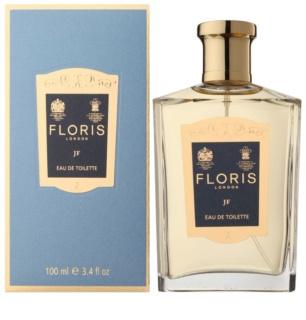 Floris JF Eau de Toilette para homens 100 ml