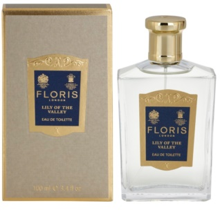 Floris Lily of the Valley Eau de Toilette para mulheres 100 ml