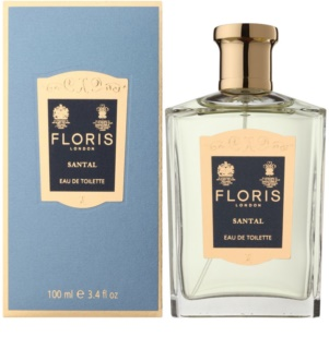 Floris Santal Eau de Toilette voor Mannen 100 ml