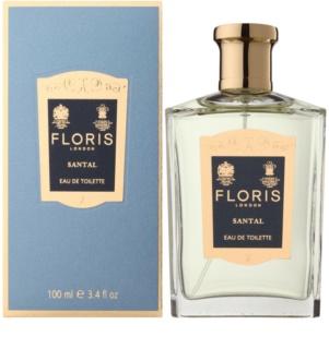 Floris Santal Eau de Toilette voor Mannen 100 ml