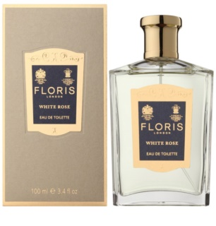 Floris White Rose eau de toilette pentru femei 2 ml esantion