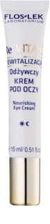 FlosLek Laboratorium Re Vita C 40+ crema notte nutriente per il contorno occhi