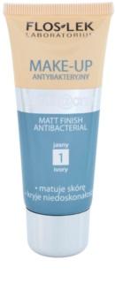 FlosLek Laboratorium Anti Acne matující make-up antibakteriální