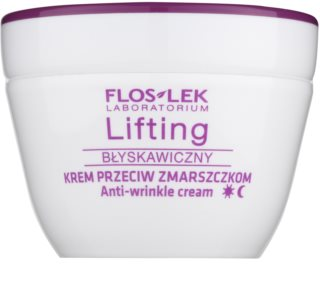 FlosLek Laboratorium Lifting Immediate crème anti-rides effet lifting