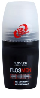 FlosLek Laboratorium FlosMen antitranspirante roll-on sin alcohol