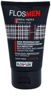 FlosLek Laboratorium FlosMen rewitalizujący krem do twarzy o działaniu przeciwzmarszczkowym