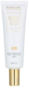 FlosLek Laboratorium Skin Care Expert All-Day BB крем 5 в 1 SPF 15