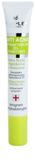 FlosLek Pharma Anti Acne gel antibacteriano para aplicación local