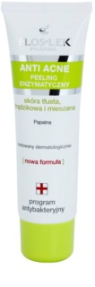 FlosLek Pharma Anti Acne exfoliant enzymatique