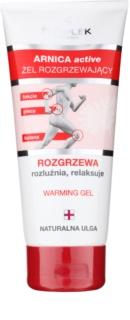 FlosLek Pharma Arnica Active topli gel za sprostitev mišic in sklepov
