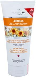 FlosLek Pharma Arnica гел за синини, натъртвания и отоци