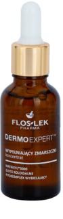 FlosLek Pharma DermoExpert Concentrate intenzív szérum ránctalanító hatással