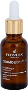 FlosLek Pharma DermoExpert Concentrate liftingové sérum na obličej, krk a dekolt