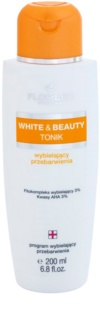 FlosLek Pharma White & Beauty Toner With Whitening Effect