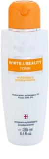 FlosLek Pharma White & Beauty tonik o działaniu wybielającym