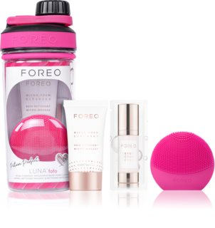 FOREO Picture Perfect coffret II. (para limpeza facial perfeita)