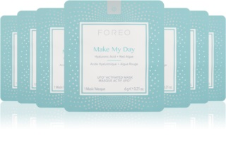 FOREO UFO™ Make My Day masque protecteur visage effet hydratant