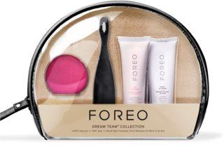 Foreo Gift Set DREAM TEAM + косметичний набір I.