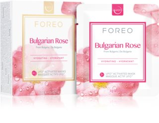 FOREO Farm to Face Bulgarian Rose masca hidratanta