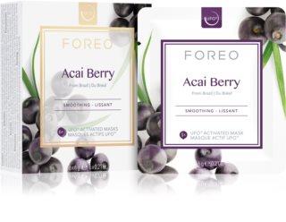 FOREO Farm to Face Acai Berry masca pentru netezire