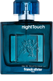Franck Olivier Night Touch Eau de Toillete για άνδρες 100 μλ