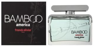 Franck Olivier Bamboo America woda toaletowa dla mężczyzn 75 ml