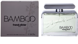 Franck Olivier Bamboo Pour Homme тоалетна вода за мъже 75 мл.