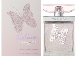 Franck Olivier Nature Eau de Parfum for Women 50 ml