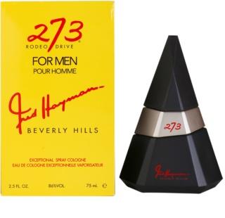 Fred Haymans 273 toaletní voda pro muže 75 ml