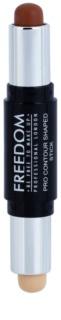 Freedom Pro Contour matitone doppio per contouring