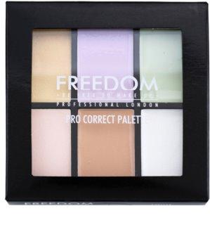 Freedom Pro Correct Palette mit Concealer