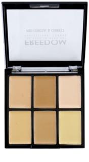Freedom Pro Conceal Concealer Palette