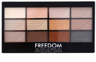 Freedom Pro 12 Le Fabuleux palette de fards à paupières avec applicateur