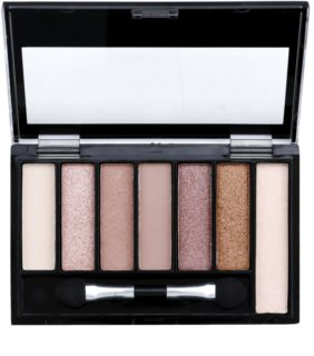 Freedom Pro Shade & Brighten Stunning Rose Eyeshadow Palette with Highlighter