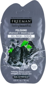 Freeman Feeling Beautiful reinigende Peeling-Gesichtsmaske