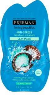 Freeman Feeling Beautiful maschera viso antistress