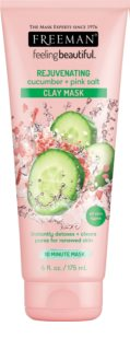 Freeman Feeling Beautiful Kaolien Gezichts Masker  met Verjongende Effect