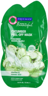Freeman Feeling Beautiful пилинг маска за лице за уморена кожа