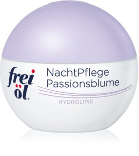 frei öl Hydrolipid Night Care Passionflower