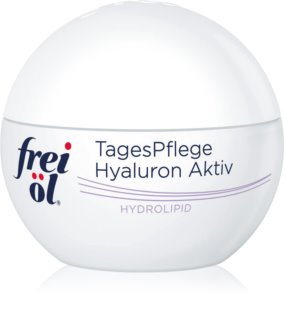 frei öl Hydrolipid Day Care Hyaluron Active