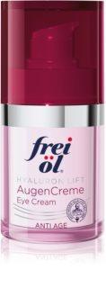 frei öl Anti Age Hyaluron Lift Eye Cream To Treat Deep Wrinkles