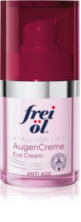 frei öl Anti Age Hyaluron Lift Eye Cream To Treat Deep Wrinkles