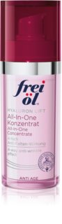 frei öl Anti Age Hyaluron Lift sérum intense anti-âge