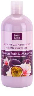 Fresh Juice Passion Fruit & Magnolia gel cremos pentru dus