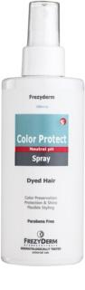 Frezyderm Color Protect spray protetor de cor para cabelo pintado