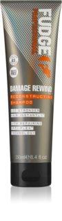Fudge Care Damage Rewind šampon za oslabljene in poškodovane lase