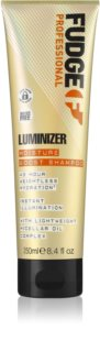 Fudge Care Luminizer зволожуючий шампунь для захисту кольору для фарбованого та пошкодженого волосся